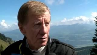 Walter Röhrl at Rossfeldrennen 2016