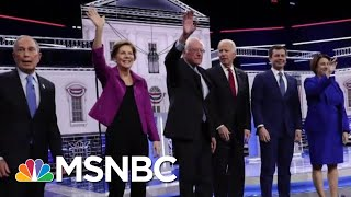 Joe: Bernie Sanders, President Donald Trump Were Two Big Winners Last Night | Morning Joe | MSNBC