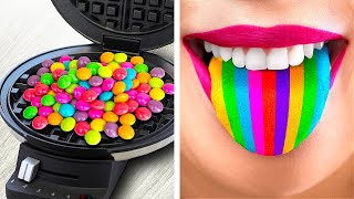 MOUTH-WATERING FOOD HACKS YOU NEED TO KNOW! || Funny Cooking Tips And Tricks by 123 Go! Live