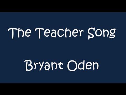The Teacher Song (Female teacher version)