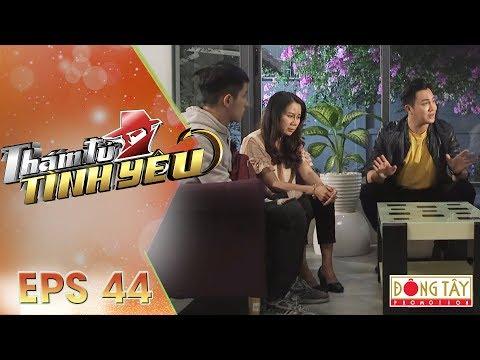 Thám Tử Tình Yêu 2019 | Tập 44 Full HD: Kẻ Độc Vị Biến Mất - Phần 2 (19/04/2018)