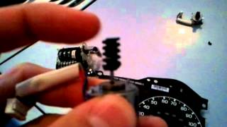 Ford ranger odometer repair