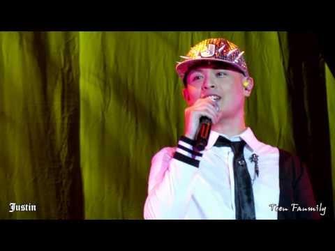 2013-08-04 Justin Tough Live All 側田命硬演唱會廣州站 完整自拍版