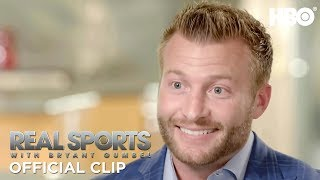 LA Rams Head Coach Sean McVay's Photographic Football Memory | Real Sports w/ Bryant Gumbel | HBO