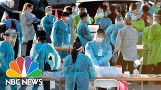 Is The True Coronavirus Death Toll Undercounted? | NBC News NOW