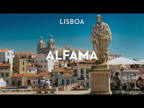 video Tour por el barrio de Alfama y el Castillo de San Jorge