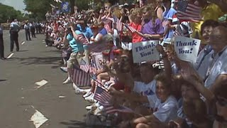 Trump says U.S. military parade will no longer happen