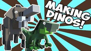 Hybrid Animals Dinosaurs! (Let's Play Hybrid Animals Gameplay)
