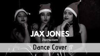 Jax Jones - Instruction ft. Demi Lovato Dance Cover || ROSHNI || Messy Flickers Crew