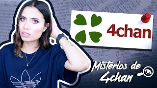 ¡8 MISTERIOS de 4CHAN! - Paulettee