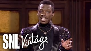Eddie Murphy Monologue: Back on the Show - Saturday Night Live
