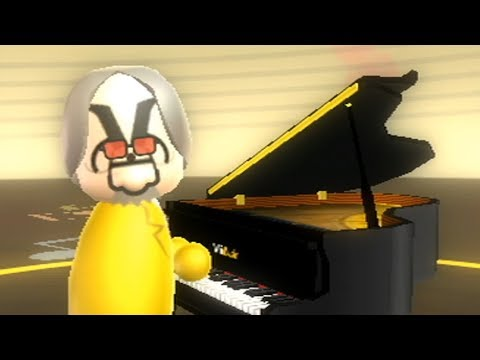 Ruining Beloved Songs by playing them through Wii Music