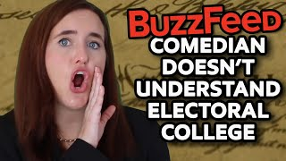 Debunking Buzzfeed's 'Electoral College is Useless' Video
