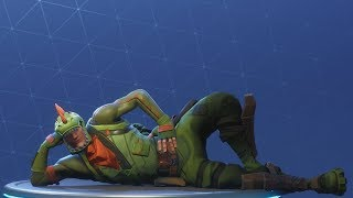 FORTNITE TROLLING (EPISODE 6) The Annoying T REX!