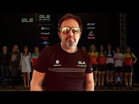 Giuseppe Lanzoni (Alé BTC Ljubljana) a Cicliste in streaming