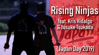 Rising Ninjas | Japan Day 2019