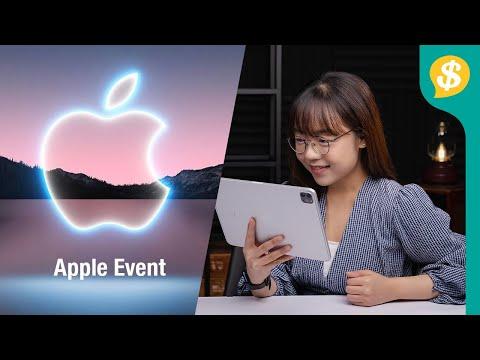 Apple發佈會懶人包﹗萬四蚊1TB史上最貴iPhone|iPhone 13系列|全新iPad mini|Apple Watch S7 |功能、售價、推出日期速報【Price.com.hk產品情報】