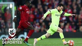 Liverpool 4-0 Barcelona – GOLES Y RESUMEN – VUELTA SEMIFINALES – UEFA Champions League