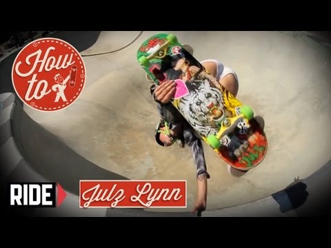 Tuck Knee Invert with Julz Lynn