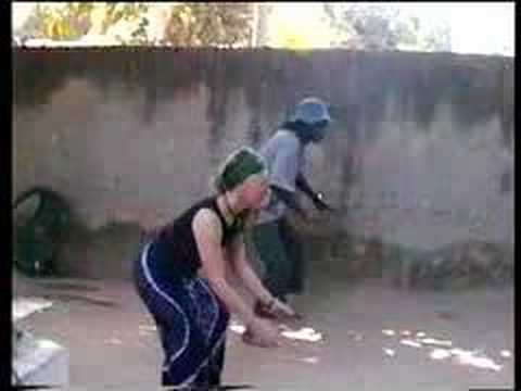 African Dance Class Ziguinchor Senegal