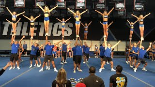 Cheer Athletics Cheetahs Cheer Alliance Showoff 2018