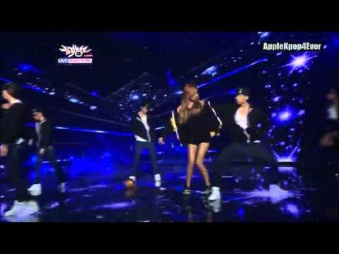 110708 | Hyuna Attention