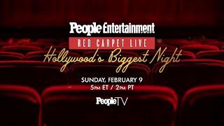 Oscars 2020 Red Carpet LIVE   PeopleTV