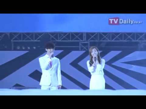 【TV Daily】120818 SMTOWN LIVE WORLD TOUR Ⅲ in SEOUL OPENING DEAR MY FAMILY