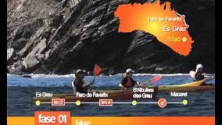 I Concentración Popular Kayak Menorca 2009