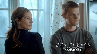 BEN IS BACK OFFICIAL TEASER TRAI HD