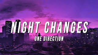 One Direction - Night Changes (TikTok Remix) [Lyrics]