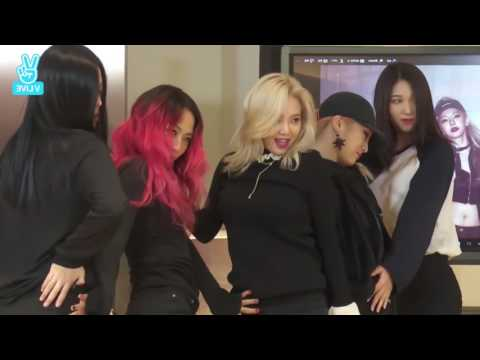 Hyoyeon(SNSD) - Mystery (Dance Practice) [Mirrored] HQ