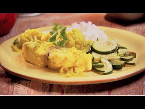 Sara's Weeknight Meals - Indian Comfort Food with Floyd Cardoz