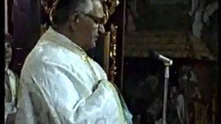 м. Стебник Божественна Літургія (28.10.1990р.) архів