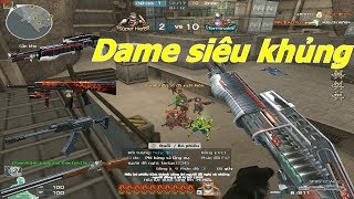 [ Bình Luận CF ] TOP 4 khẩu Shotgun bán hành Zombie - Tiền Zombie v4