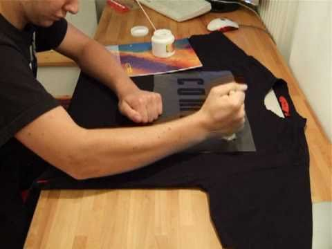t shirt selber gestalten youtube. Black Bedroom Furniture Sets. Home Design Ideas