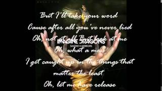 Imagine Dragons - Release (Lyrics)