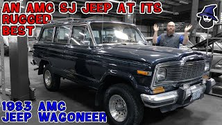 One rugged 1983 Jeep Wagoneer. See this classic SJ and find out why it's in the CAR WIZARD's shop