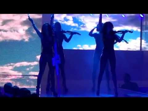 ELECTRIC STRING QUARTET ASTURIAS - LIVE (A1 LUXURY EVENTS)