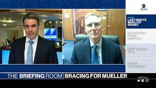 Briefing Room: Mueller to testify, Boris Johnson chosen as next UK PM,  9/11 first responders bill