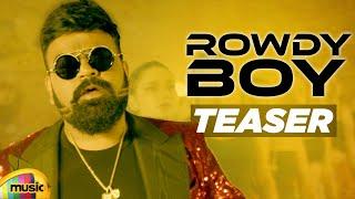 Rowdy Boy song teaser- Dhanush birthday special- Roll Rida..