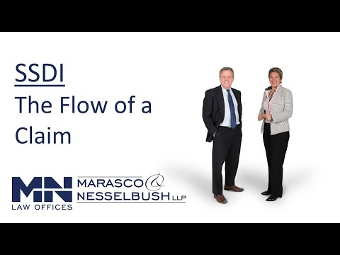 The Flow of a Social Security Disability Claim - Marasco & Nesselbush, LLP