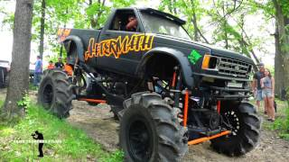 MUD BOGGING at Perkins International Motorsports Complex - YouTube