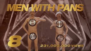America's Got Talent 2020 Men With Pans Number 8 AGT Top 15 Viral Memorial Moments S15E10