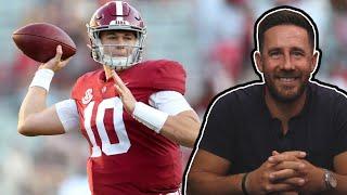 Mac Jones vs Georgia Analysis