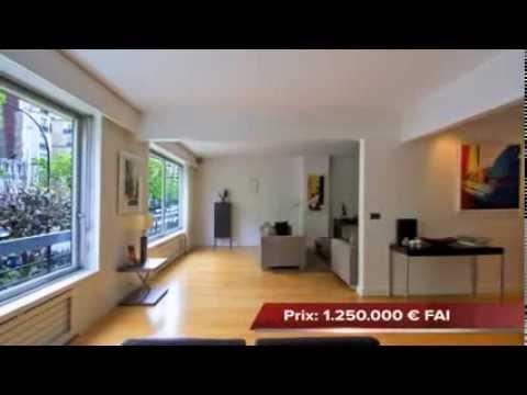Agence immobiliere paris-vente appartement 4 pieces paris (75016)-proche ranelagh