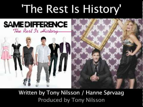 Same Difference - The Rest Is History (Album Preview)