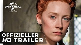Maria Stuart, Königin von Schottland - Trailer 1 deutsch/german HD HD