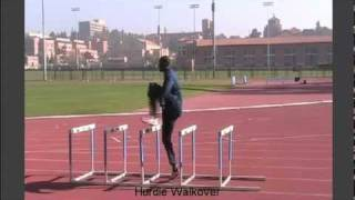 Hurdles Drills