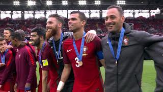 Match 15: Portugal v Mexico - FIFA Confederations Cup 2017